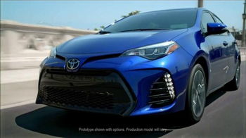 2017 Toyota Corolla TV Spot, 'I Do the New' - Thumbnail 1