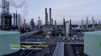 BP TV Spot, 'Safety: Robotic Inspection Technology' - Thumbnail 1