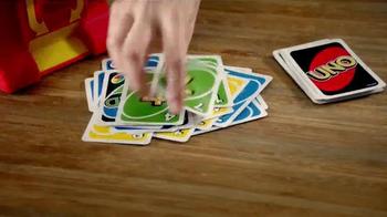 Uno Wild Jackpot TV Spot, 'Brand New Spin' - Thumbnail 8