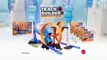 Hot Wheels Track Builder System TV Spot, 'Double the Power' - Thumbnail 7