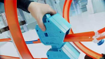 Hot Wheels Track Builder System TV Spot, 'Double the Power' - Thumbnail 5