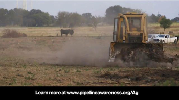 Pipeline Association for Public Awareness TV Spot, 'Digging Safety'