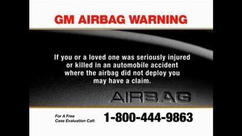 Pulaski Law Firm TV Spot, 'Airbag Warning'