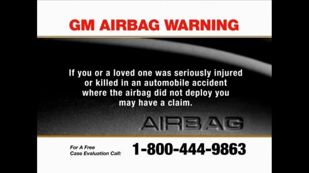 Pulaski Law Firm >> Pulaski Law Firm Tv Commercial Airbag Warning Video