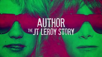 Author: The JT Leroy Story - 83 commercial airings