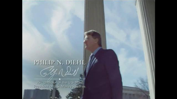 U.S. Money Reserve TV Spot, 'Confidence with Gold' - Thumbnail 2
