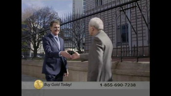 U.S. Money Reserve TV Spot, 'Confidence with Gold' - Thumbnail 3