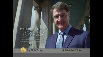 U.S. Money Reserve TV Spot, 'Confidence with Gold' - Thumbnail 5