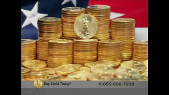 U.S. Money Reserve TV Spot, \'Confidence with Gold\'