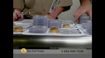 U.S. Money Reserve TV Spot, 'Confidence with Gold' - Thumbnail 8
