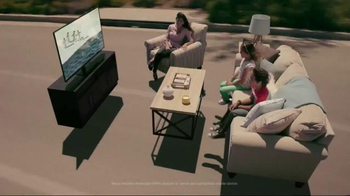 DIRECTV TV Spot, 'Make the World Your Living Room' - Thumbnail 5
