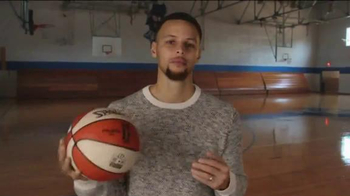 WNBA TV Spot, 'Pass the Ball' Featuring Stephen Curry, Kevin Hart, Drake