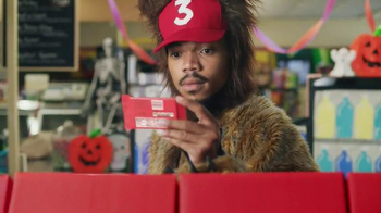KitKat TV Spot, 'Halloween Break' Featuring Chance The Rapper - Thumbnail 3