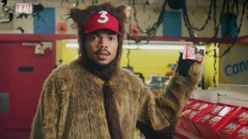 KitKat TV Spot, \'Halloween Break\' Featuring Chance The Rapper