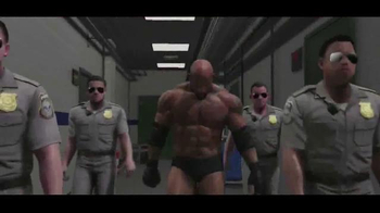 WWE 2K17 TV Spot, 'Welcome to Suplex City' - 125 commercial airings