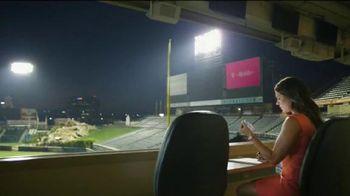 T-Mobile Extended LTE TV Spot, 'Béisbol' con Jessica Mendoza [Spanish] - 3 commercial airings