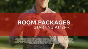 Ashley Homestore Columbus Day Sale TV Spot, 'Room Packages' - Thumbnail 2