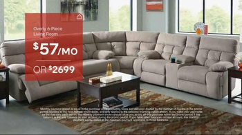 Ashley Homestore Columbus Day Sale TV Spot, 'Room Packages' - Thumbnail 5