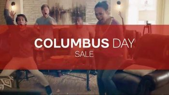 Ashley Homestore Columbus Day Sale TV Spot, \'Room Packages\'