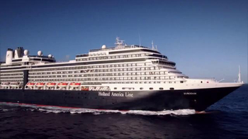 Holland America Line TV Spot, 'Classic Style' - 31 commercial airings