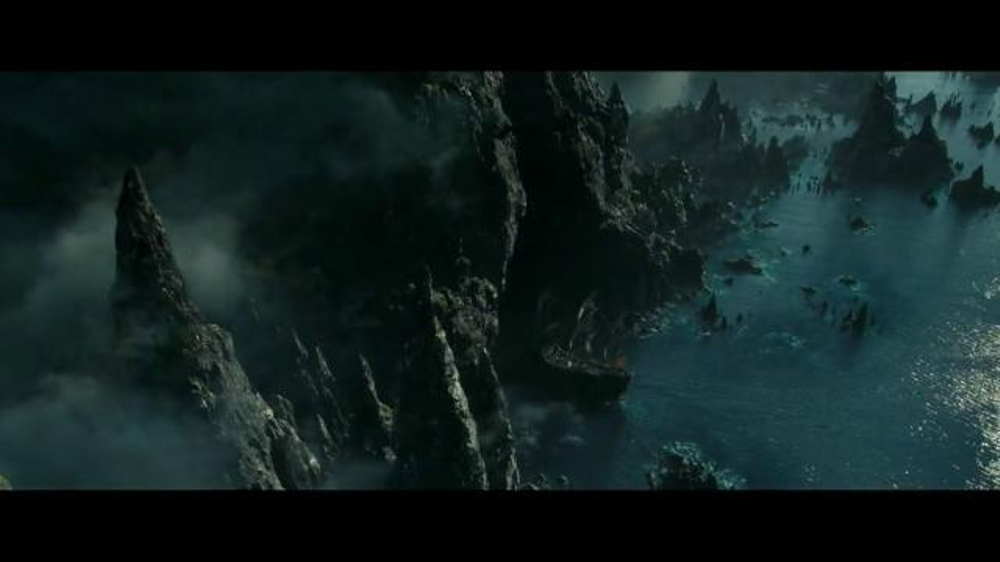 Pirates of the Caribbean: Dead Men Tell No Tales TV Movie Trailer