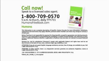Humana TV Spot, 'All-in-One Medicare Advantage Plans' - Thumbnail 6