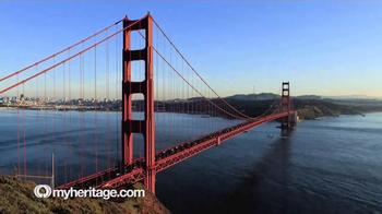 MyHeritage TV Spot, 'Family History' - Thumbnail 1