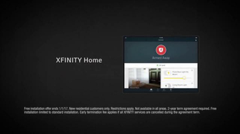 XFINITY Home TV Spot, 'Connected and Protected' - Thumbnail 8