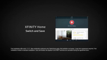 XFINITY Home TV Spot, 'Connected and Protected' - Thumbnail 9