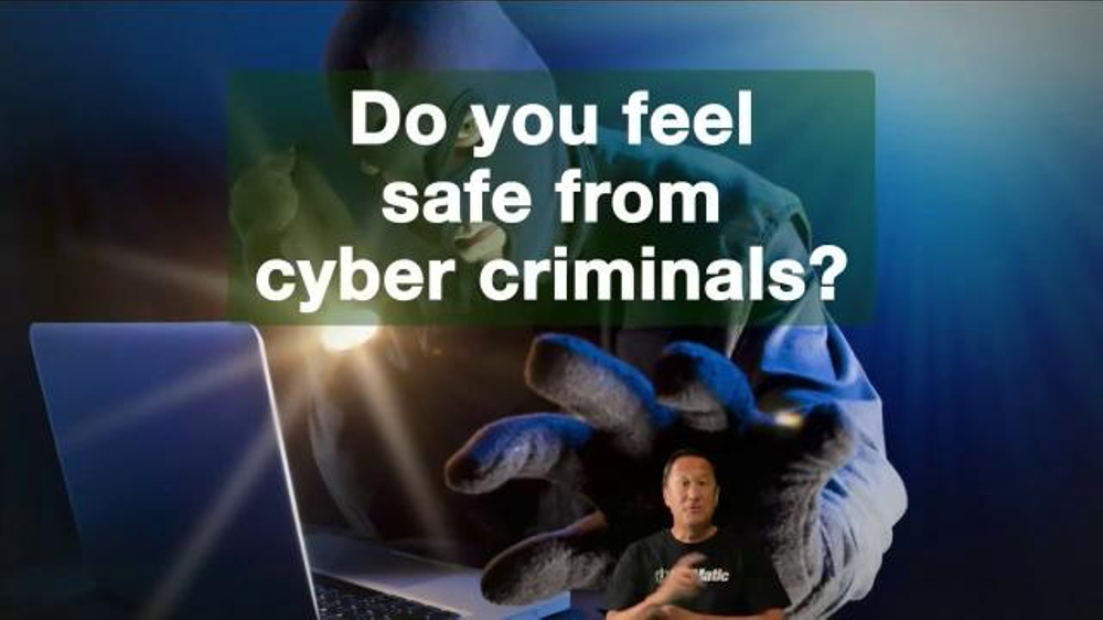 PCMatic.com TV Commercial, 'Feel Safe From Cyber Criminals'