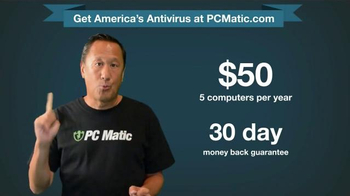 PCMatic.com TV Spot, 'Feel Safe From Cyber Criminals' - Thumbnail 5