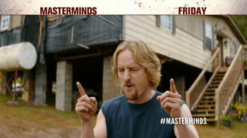Masterminds - Alternate Trailer 22