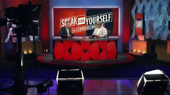 FOX Sports GO TV Spot, 'FOX Sports 1: Speak for Yourself' Ft. Colin Cowherd - Thumbnail 1