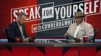 FOX Sports GO TV Spot, 'FOX Sports 1: Speak for Yourself' Ft. Colin Cowherd - Thumbnail 3