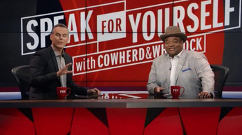 FOX Sports GO TV Spot, 'FOX Sports 1: Speak for Yourself' Ft. Colin Cowherd - Thumbnail 7