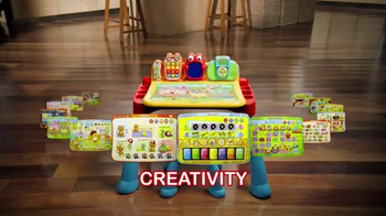 Touch & Learn Activity Desk Deluxe TV Spot, 'Learning Through Play' - Thumbnail 8