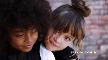 FabKids.com Buy One Get One Free TV Spot, 'Shoe Collection' - 166 commercial airings