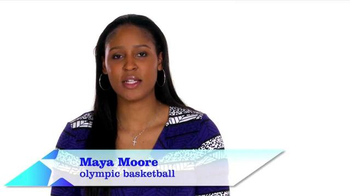 The More You Know TV Spot, 'Olympics: Diverse Friend Groups' Ft. Maya Moore - Thumbnail 2