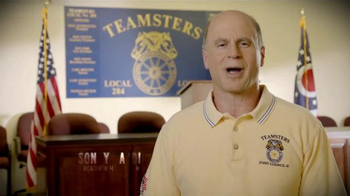 Portman for Senate Committee TV Spot, 'Teamsters'