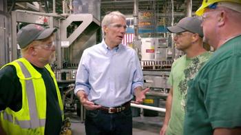 Portman for Senate Committee TV Spot, 'Teamsters'