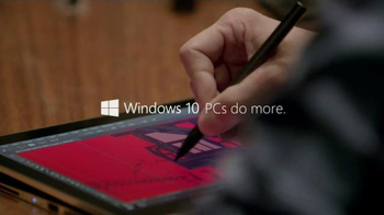 Microsoft Windows 10 TV Spot, 'Beowulf Boritt Brings His Ideas to Life' - Thumbnail 6