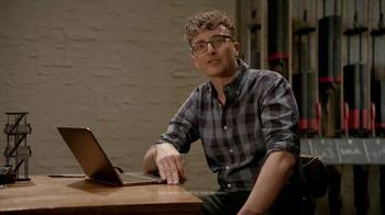 Microsoft Windows 10 TV Spot, 'Beowulf Boritt Brings His Ideas to Life' - Thumbnail 1