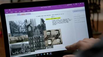 Microsoft Windows 10 TV Spot, 'Beowulf Boritt Brings His Ideas to Life' - Thumbnail 3