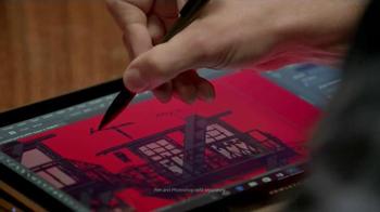 Microsoft Windows 10 TV Spot, 'Beowulf Boritt Brings His Ideas to Life' - Thumbnail 4