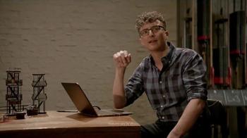 Microsoft Windows 10 TV Spot, 'Beowulf Boritt Brings His Ideas to Life' - Thumbnail 5
