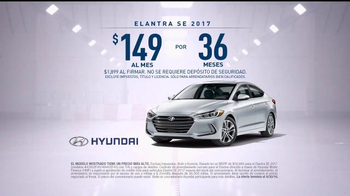 2017 Hyundai Elantra TV Spot, 'Mejor es la razón: crusher' [Spanish] - Thumbnail 8