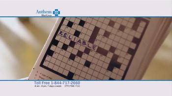 Anthem Blue Cross and Blue Shield TV Spot, 'Important Decisions' - Thumbnail 7