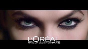 L'Oreal Paris Voluminous Feline Mascara TV Spot, 'Lado salvaje' [Spanish]