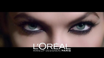L'Oreal Paris Voluminous Feline Mascara TV Spot, 'Lado salvaje' [Spanish]
