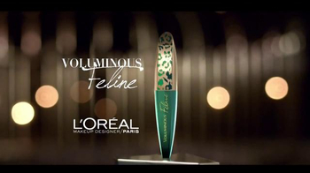 L'Oreal Paris Voluminous Feline Mascara TV Spot, 'Lado salvaje' [Spanish] - Thumbnail 3